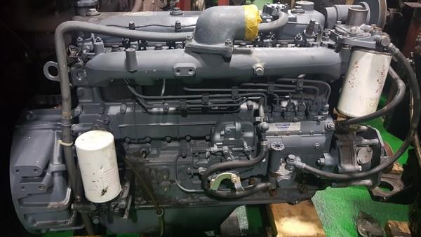 Двигатель Doosan DB58NA  для экскаватора