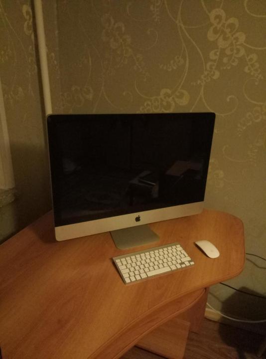 Apple iMac 27 2011  RAM 16 GB  SSD 128 GB  1TB