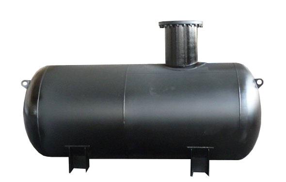 Резервуар СУГ подземный двухстенный