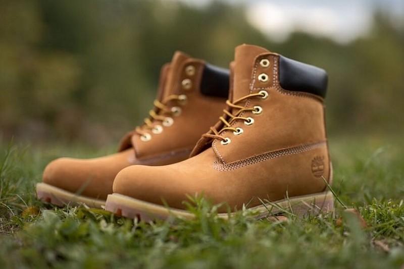 Любите ботинки Timberland