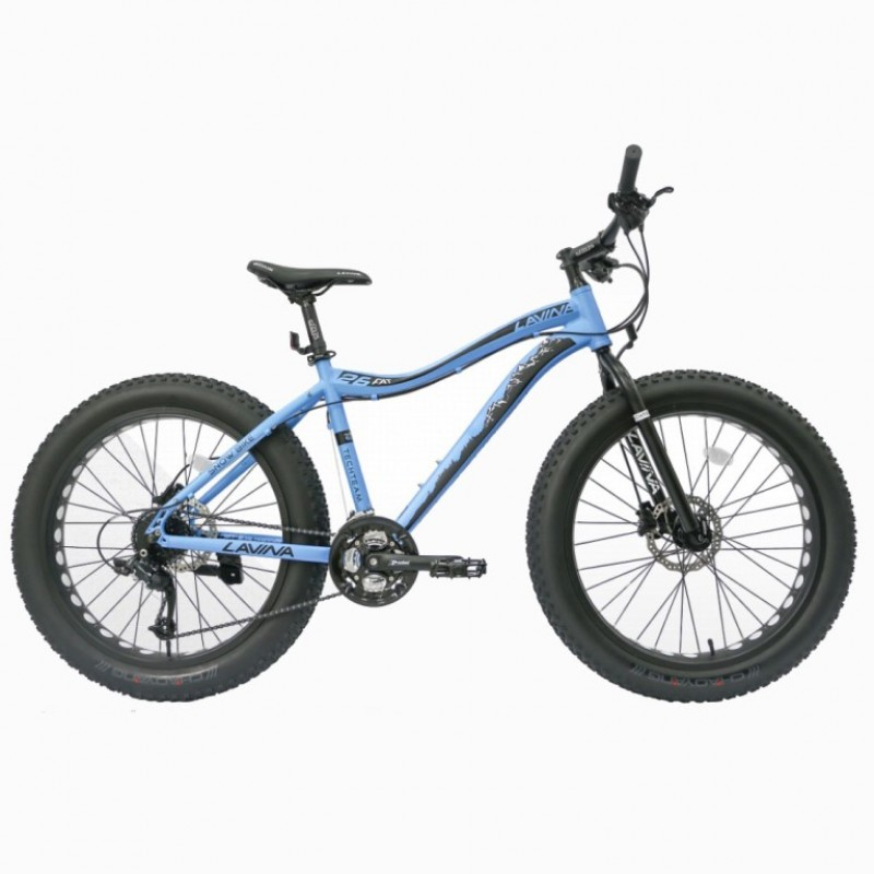 Велосипед Fat bike Lavina